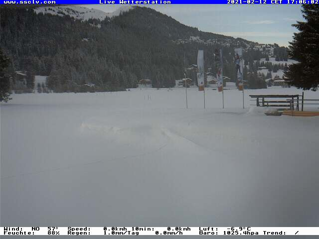 Webcam  lago Lenzerheide